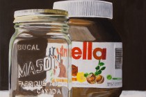 """Nutella"" (c) by André Beaulieu"
