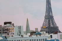 """Paris Skyline"" (c) Andre Beaulieu"