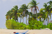 """Honeymoon Kayaks"" (c) 2013 . Andre Beaulieu"