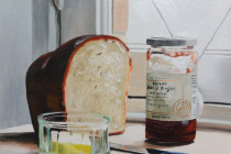Bread and Jam for Francis . (c) 2014 . Andre Beaulieu