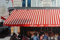 Café Bar du Marché . (c) 2014 . Andre Beaulieu