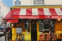 Café La Poule Au Pot . (c) 2014 . Andre Beaulieu