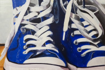 Converse High Tops by André Beaulieu