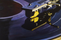 Vintage Vinyl II . (c) 2014 by Andre Beaulieu