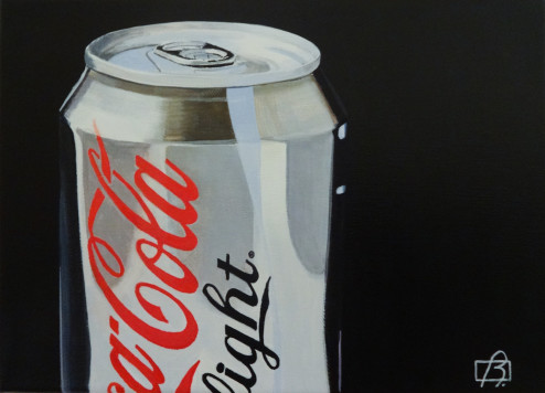 Coca-Light Deux. (c) 2014 . Andre Beaulieu