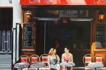 Café Le Sabot Rouge . (c) 2015 . Andre Beaulieu