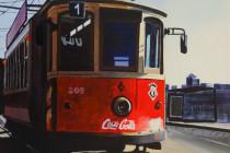 Porto Tram . (c) 2015 . Andre Beaulieu