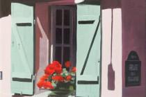 La maison rose . (c) 2015 . Andre Beaulieu
