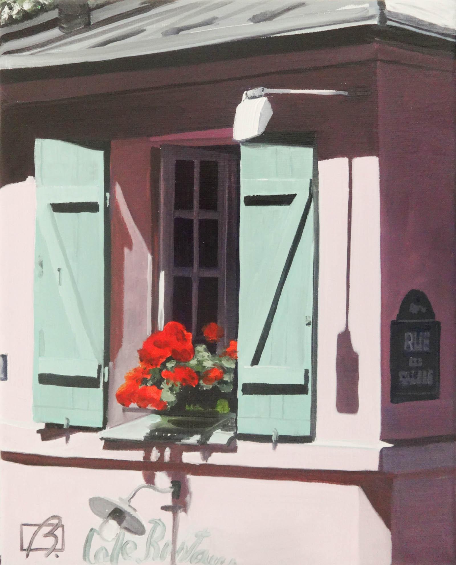 Flowers andre beaulieu studio for Andre maurois la maison