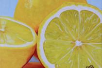 Three Lemons . (c) 2015 . Andre Beaulieu