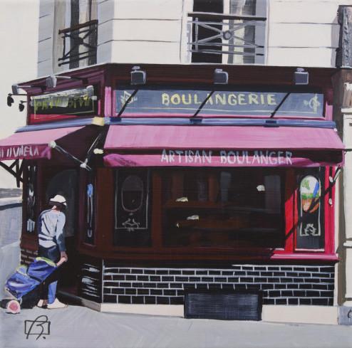 Boulangerie II . (c) 2015 . Andre Beaulieu