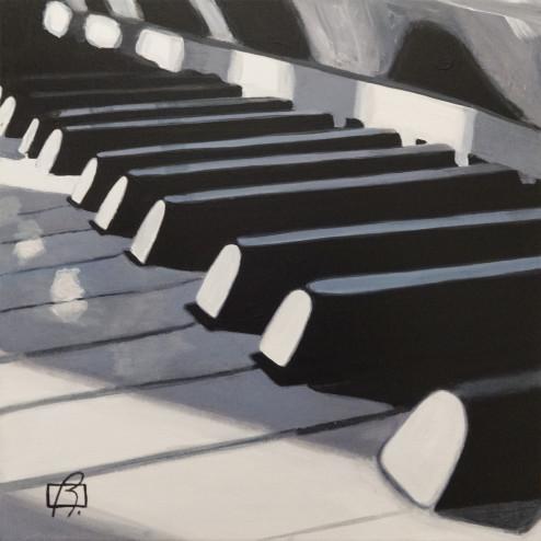 Piano II . (c) 2015 . Andre Beaulieu