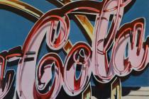 Cola Neon . (c) 2015 . Andre Beaulieu