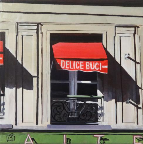 Delice Buci . (c) 2015 . Andre Beaulieu