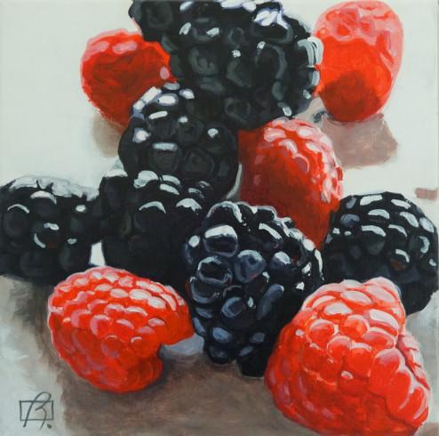 Petits fruits . (c) 2015 . Andre Beaulieu