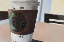 Starbucks 3 . (c) 2015 . Andre Beaulieu