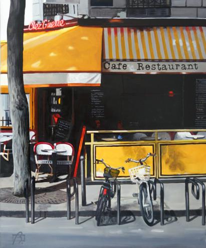 Chez Ginette . (c) 2016 . Andre Beaulieu