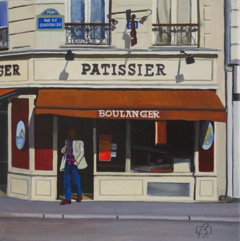 Patissier . (c) 2016 . Andre Beaulieu