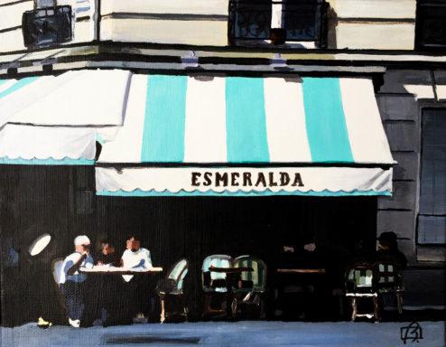 Esmeralda (2016) . (c) 2016 . Andre Beaulieu