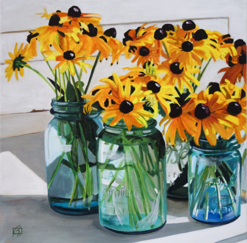 Palliative Flowers . (c) 2016 . Andre Beaulie