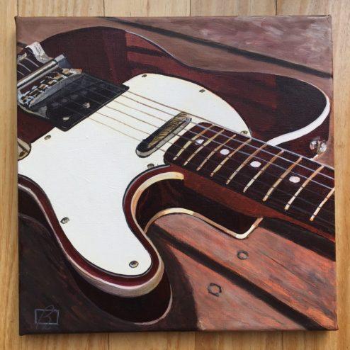 Australian Fender I . (c) Andre Beaulieu . 2016