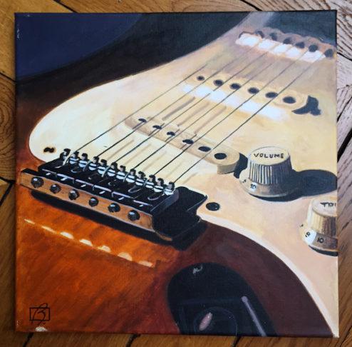 Australian Fender III . (c) Andre Beaulieu . 2016
