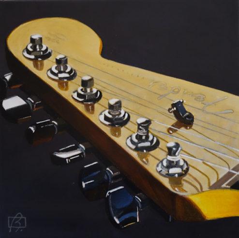 Australian Fender II . (c) Andre Beaulieu . 2016